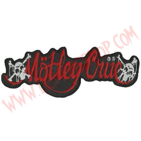 Parche Motley Crue
