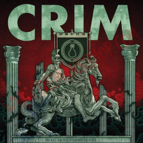 Vinilo LP Crim - Blau Sang, Vermell Cel