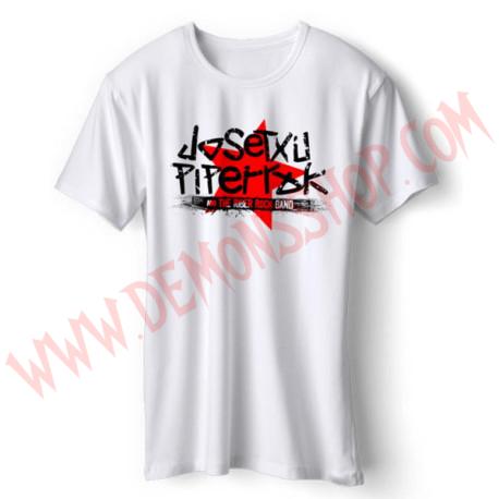 Camiseta Chica MC Josetxu Piperrak