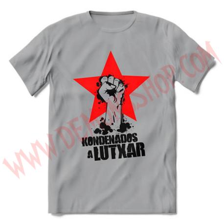 Camiseta MC Josetxu Piperrak (Gris)