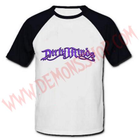 Camiseta Dirty Minds