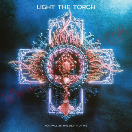 Vinilo LP Light The Torch - You will be the death of me