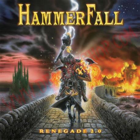 CD Hammerfall - Renegade 2.0