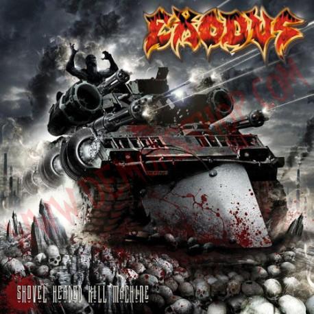 Vinilo LP Exodus - Shovel headed kill machine