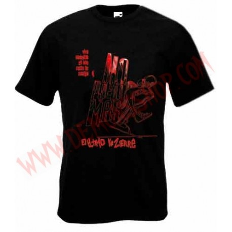 Camiseta MC El Ultimo Ke Zierre OFERTA