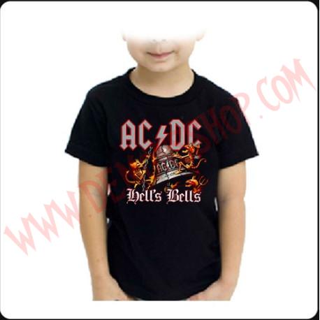 Camiseta Niño Ac Dc