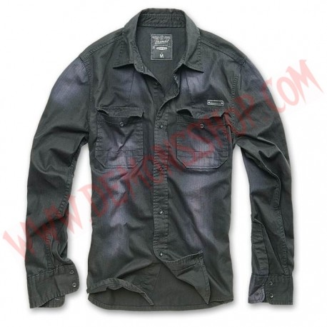 Camisa ML Hardee Black