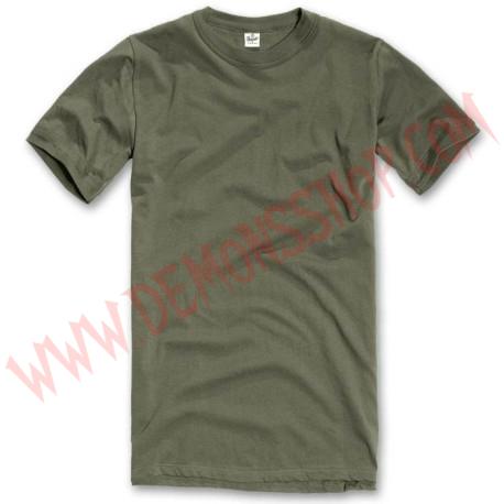 Camiseta MC BW Unterhemd Original Olive