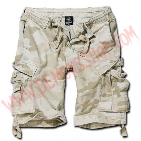Pantalon Corto Vintage Classic Sandstorm
