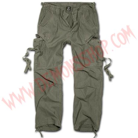 Pantalon M-65 Vintage Olive