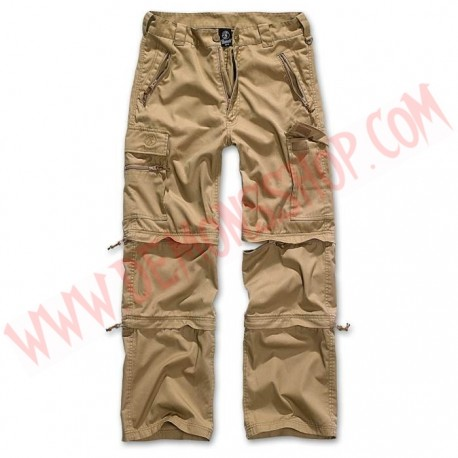 Pantalon Savannah Camel